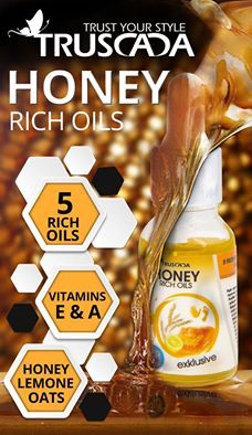 Honey Rich Oils_SPA LINE_TRUSCADA